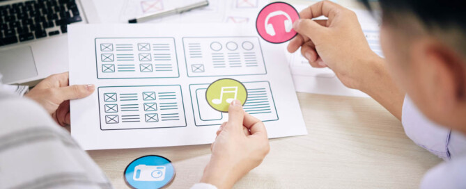 UI and UX design explained